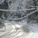 Neu a Sant Llorenç del Munt i l'Obac
